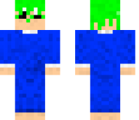 Lemming Minecraft Skin