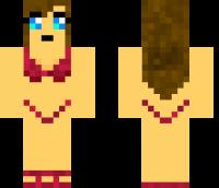 Babe Minecraft Skin