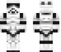 Star wars clone Minecraft Skin