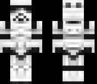 Star wars clone Minecraft Skin