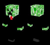 Mr Creeper skin