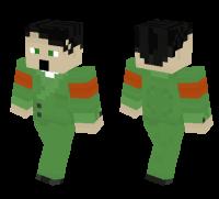 Hitler skin