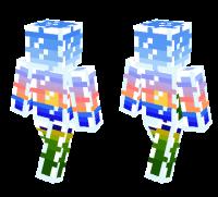 Minecraft Sunset skin