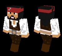 Jack Sparrow skin