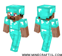 Diamond Armor skin
