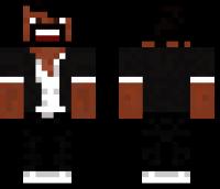 Usher Minecraft Skin