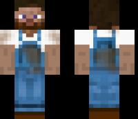 Farmer Minecraft Skin