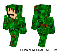 Grass Camo skin