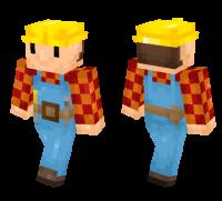 Bob the Builder skin