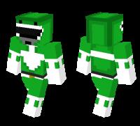 Green Ranger skin