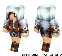 Assasins Creed Girl skin
