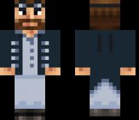 Skylord Minecraft Skin