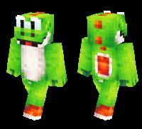 Yoshi skin