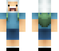 Finn Minecraft Skin