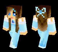 Ice Princess skin