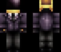 Guy-Manuel Minecraft Skin