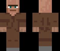 Villager Minecraft Skin