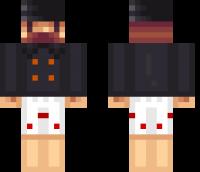 Notch In Underpants Minecraft Skin