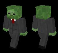 Business Zombie skin