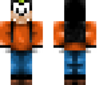 Goofy Minecraft Skin