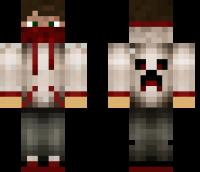 Thug Bandit Minecraft Skin