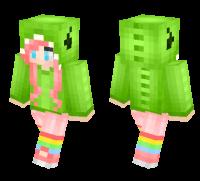 Dinosaur Girl skin