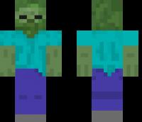 Zombie Minecraft Skin