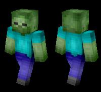Zombie HD skin
