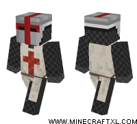 Templar Knight skin