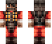 TF2 Demoman Minecraft Skin