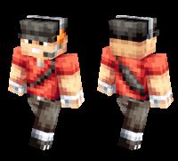 TF2 Scout skin