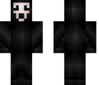 Scream Minecraft Skin