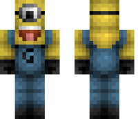 Minion Minecraft Skin