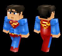 Superman skin
