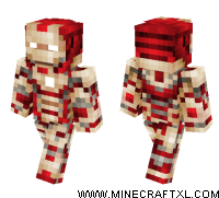 Iron Man Mark 42 skin