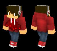 Redstone Guy skin