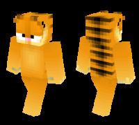 Garfield skin
