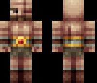 Barbarian Minecraft Skin