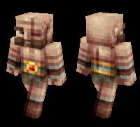 Barbarian skin