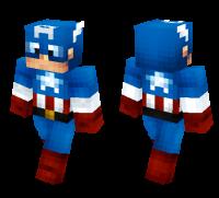 Captain America 2 skin