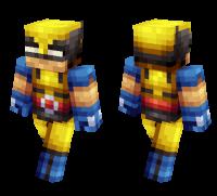 Wolverine skin