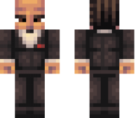 Don Corleone Minecraft Skin