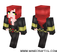 Black Widow skin