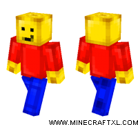 Lego Man skin