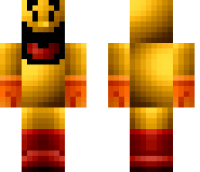 Pacman Minecraft Skin
