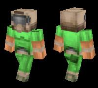 Doomguy skin