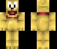 Pluto Minecraft Skin