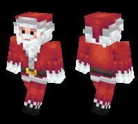 Santa Claus HD skin