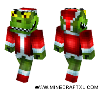 The Grinch skin