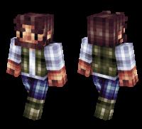 Fisherman skin